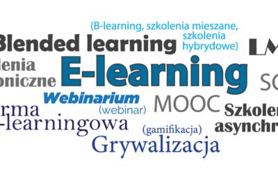 Zaprzyjaźnij się z e-learningiem – 10 pojęć na start